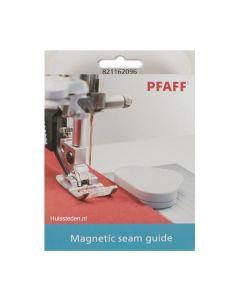 Pfaff Magnetische zoomgeleider