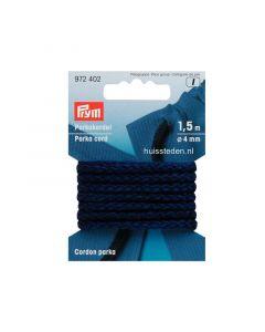 Prym Parkakoord, blauw Ø4mm