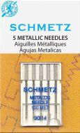 Schmetz Metallic naalden 90/14