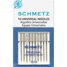 Schmetz Universeel naald 70/10 10st.